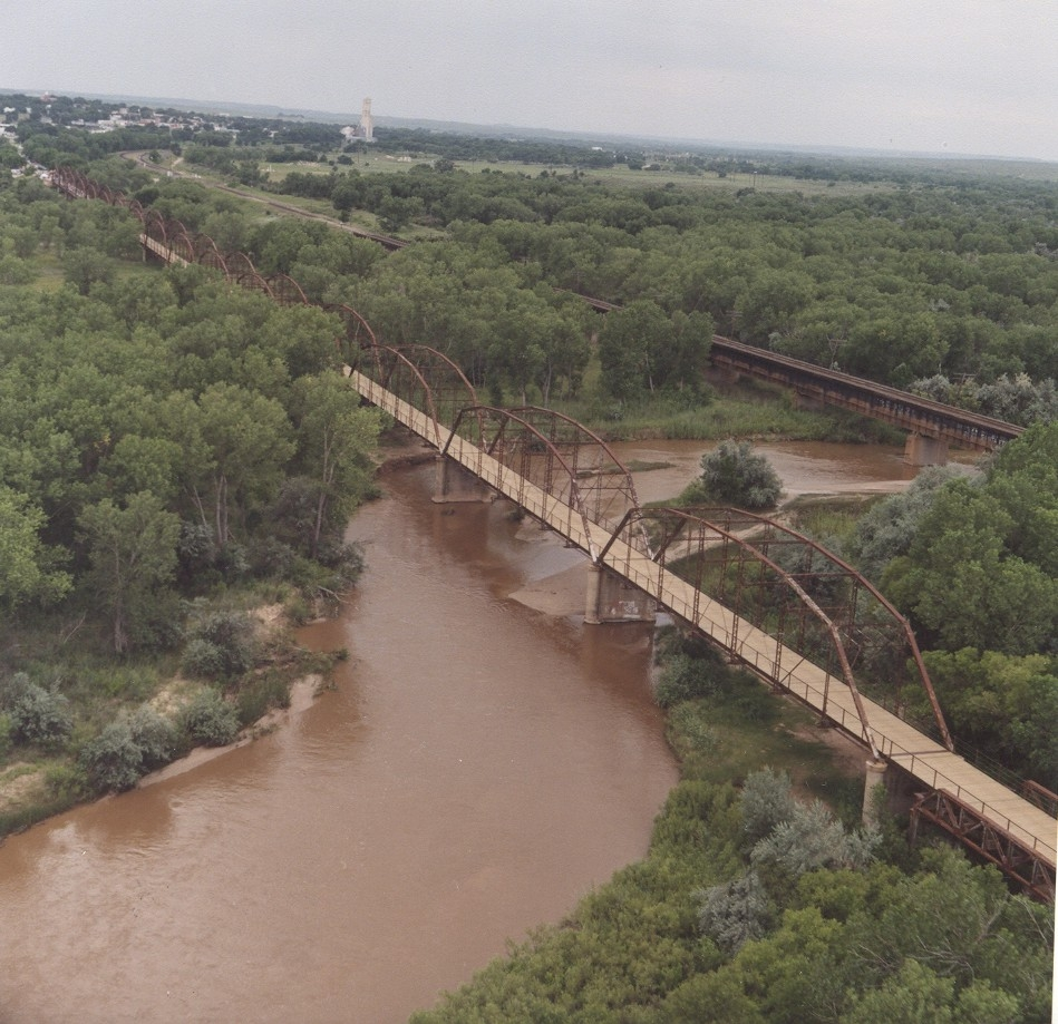 Pic of River and Bridge